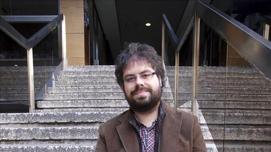 """Sergio del Molino describe en """"La hora violeta"""" la vida de su hijo antes de morir"""