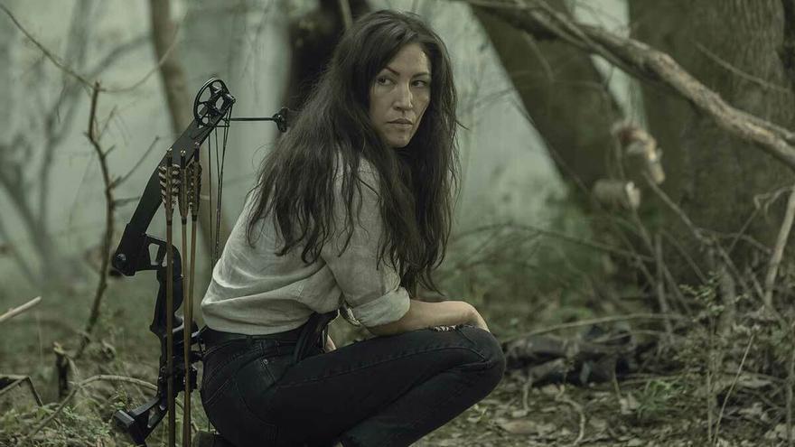 Cada temporada que estrena que 'The Walking Dead' en USA es la menos vista