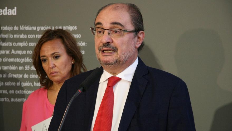 Lambán confirma su candidatura a las primarias del PSOE-Aragón