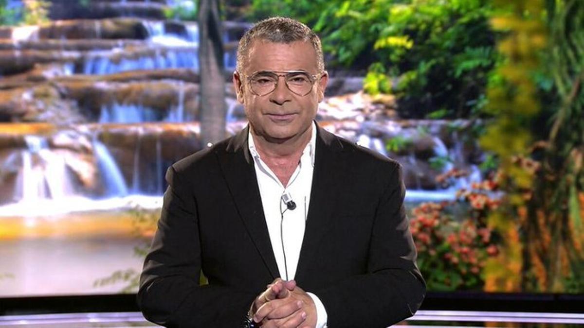 Jorge Javier, en 'Supervivientes 2021'