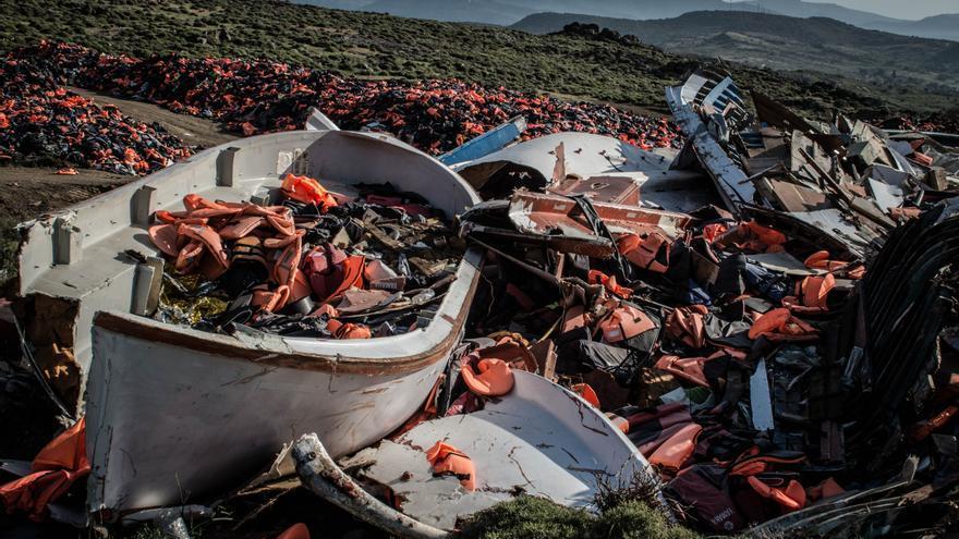 Norte de la Isla de Lesbos. (Ankor Ramos).