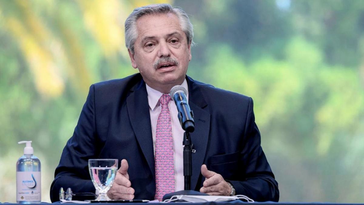 Alberto Fernández participó de la Cumbre de Adaptación Climática 2021de la ONU por videoconferencia
