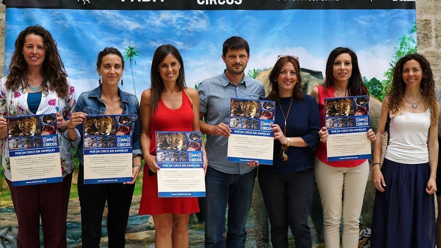 370 municipios, 12 de ellos cántabros, se declaran contrarios al uso de animales en los circos, según InfoCircos