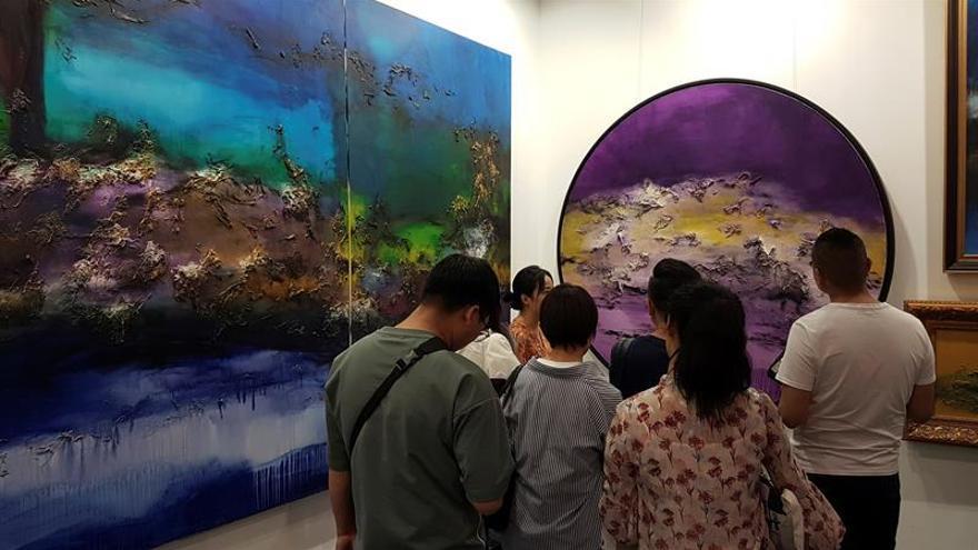El arte chino reivindica su identidad propia lejos de la crítica política