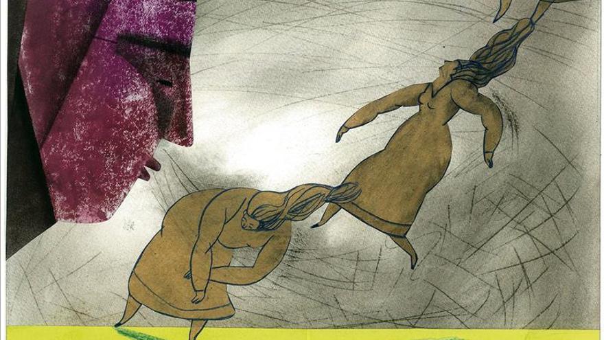 La poesía de Alfonsina Storni vuelve ilustrada y a todo color