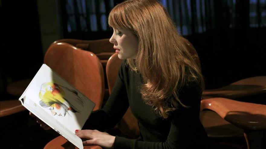"""Paula Bonet afirma que """"la mente de una ilustradora no descansa nunca"""""""