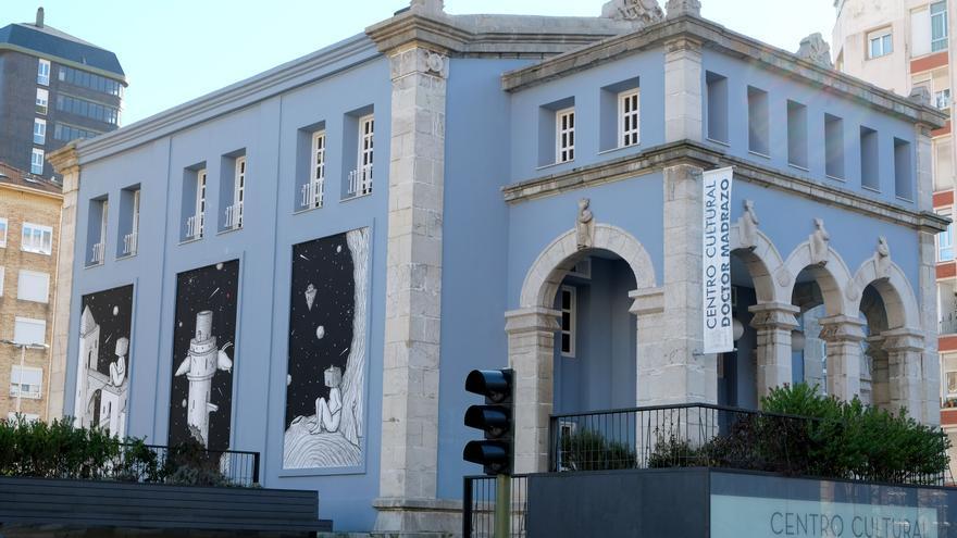 Centro Cultural Doctor Madrazo, en Santander.   AYUNTAMIENTO DE SANTANDER