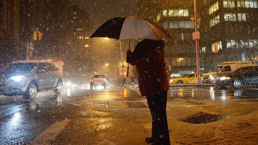 Ola de frío afecta el noreste de EE.UU. con temperaturas bajo cero y tres muertos