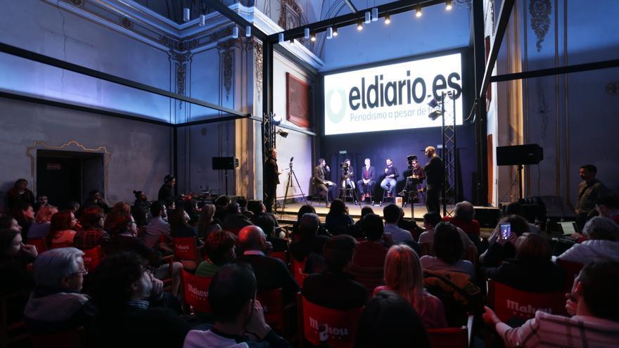 El Convent Carme acogió el debate organizado por eldiario.es y Beers and Politics