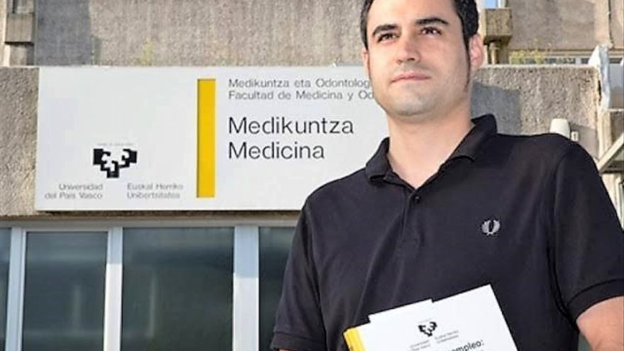 El psiquiatra Jon García Ormaza