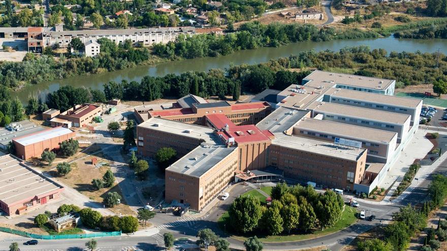 Hospital Nacional de Parapléjicos FOTO: JCCM