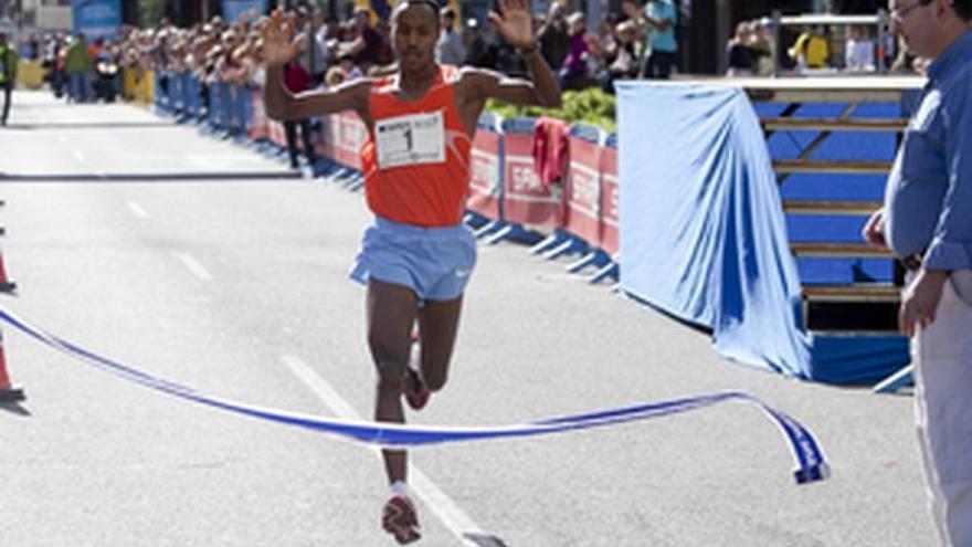 Del Gran Canaria Maratón 2011 #1