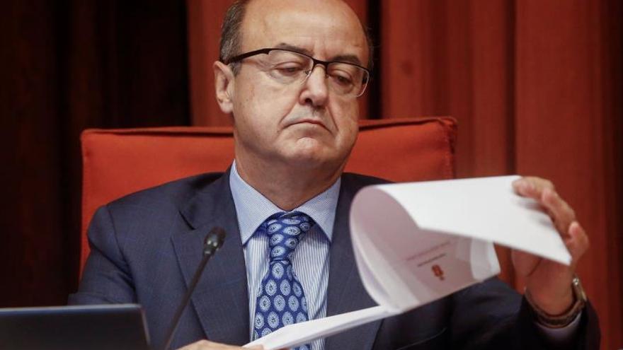 Rebajan el dispositivo de seguridad en las sedes judiciales de Cataluña