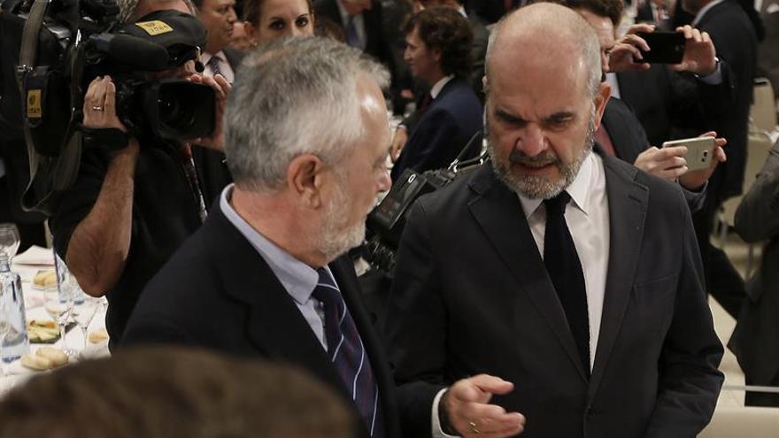 Griñán pide anular auto de apertura de los ERE porque recoge un nuevo delito pedido por el PP