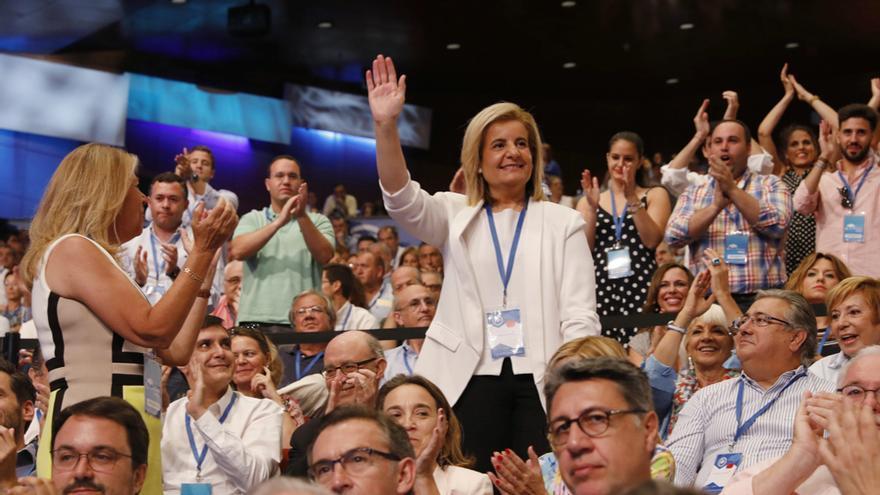 Santamaría propone a Fátima Báñez como Secretaria General del PP