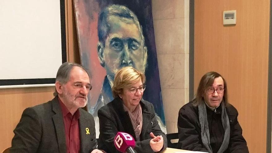 La Obra Cultural Balear premia a los 'Jordis' por las manifestaciones a favor del derecho a decidir