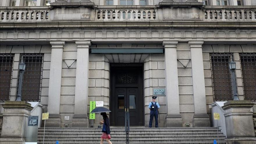 El BoJ inicia su reunión mensual marcada por la vuelta a la recesión de Japón