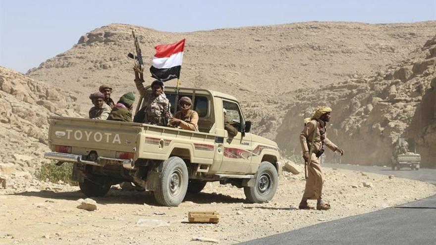 El presidente yemení acepta con condiciones un alto el fuego de 72 horas