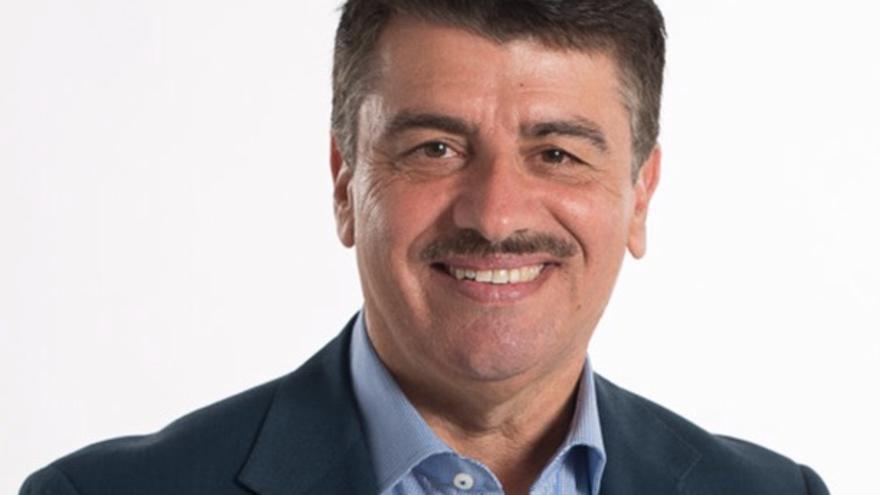 Francisco Domingo Cabrera, diputado del PP en el Congreso.