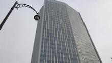 """Bruselas inaugura el rascacielos """"verde"""" más alto de Europa con sello español"""