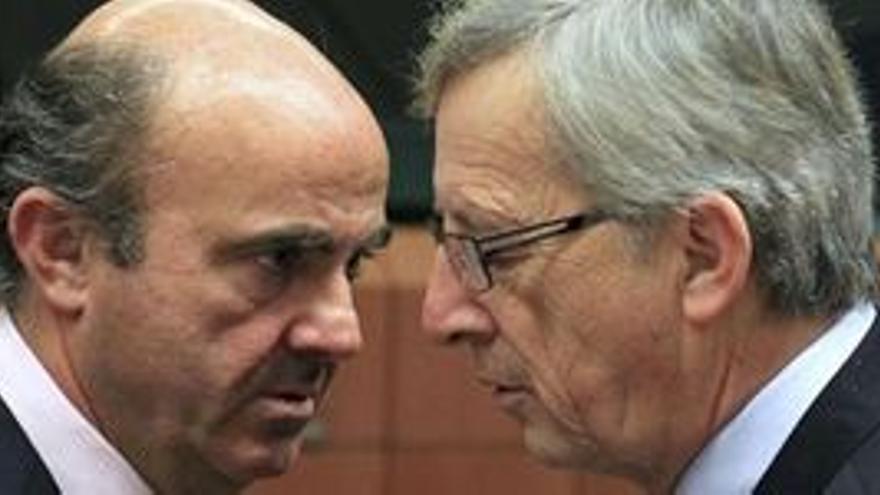 El Eurogrupo estudia el rescate a la banca española