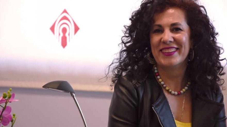 Vicenta Rodríguez, decana de la Facultad de Ciencias Sociales de Talavera de la Reina