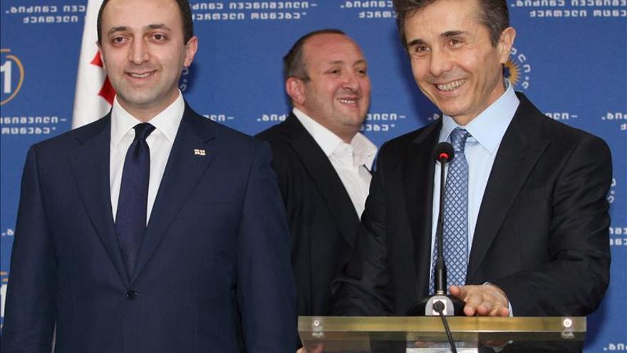 Ivanishvili cumple su promesa y nombra sucesor tras desbancar a Saakashvili