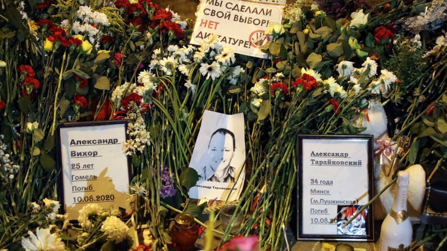 Los bálticos exigen sanciones contra los responsables de la violencia en Bielorrusia