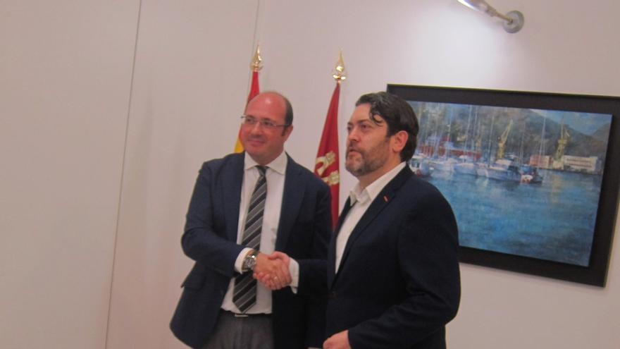"""Cs sugiere que el pacto en Murcia está roto independientemente de lo que haga el TSJ: """"No han cumplido su palabra"""""""