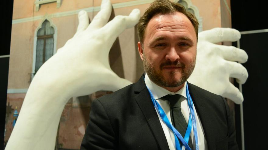 Dan Joergensen, ministro de Energía y Clima de Dinamarca, durante su participación en la COP25, en Madrid.