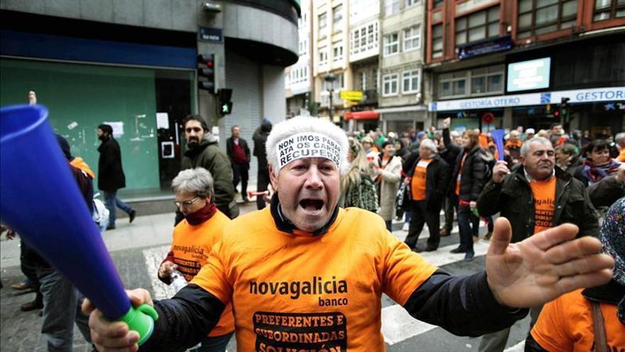 El Parlamento Europeo debate mañana el caso de las preferentes en Galicia
