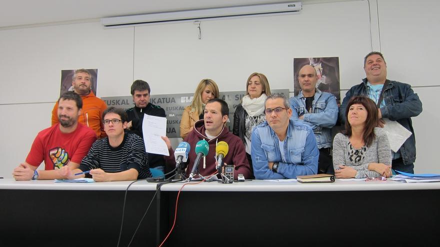 """El TS declara nulo e """"ilegal"""" el ERE de extinción de la planta de Gamesa en Alsasua"""