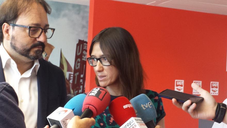 """Parlon (PSC) ve """"lamentable"""" la crisis del PSOE y defiende las primarias"""