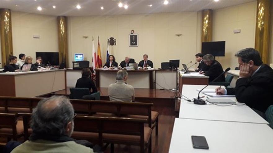 Declaración de Salvador Hierro y Carmen Villanueva en el juicio de La Loma.