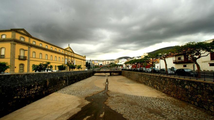 Barranco de Santos, en Santa Cruz de Tenerife