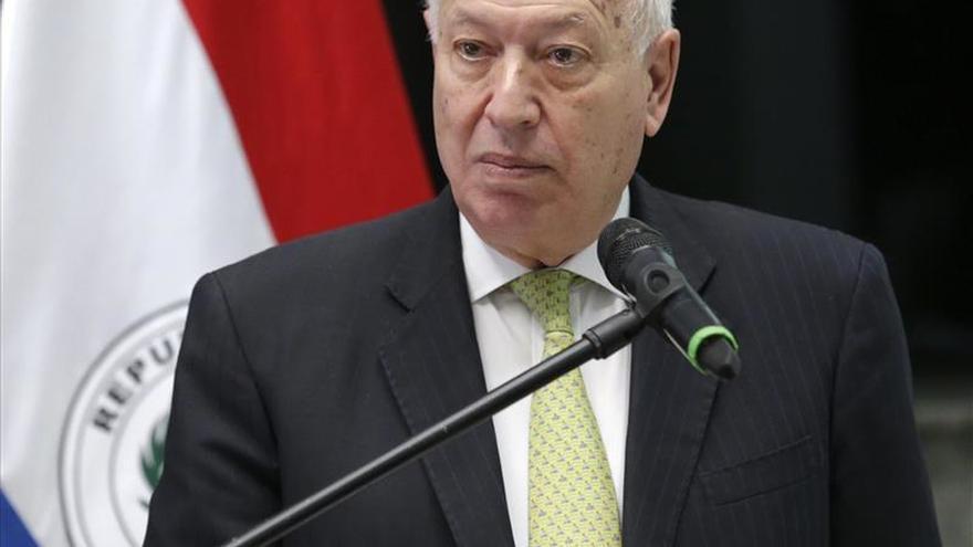 Margallo cierra su viaje a Paraguay con una visita a las misiones jesuíticas