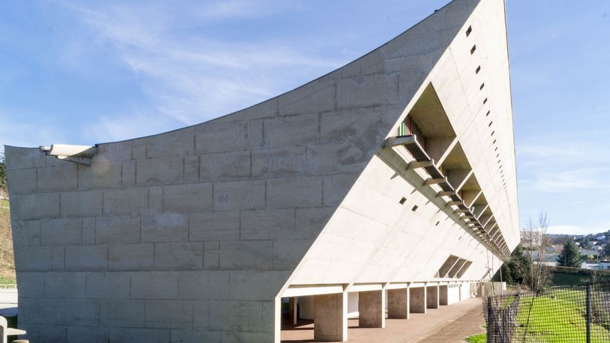 Ruta Por La Obra Arquitect 243 Nica De Le Corbusier