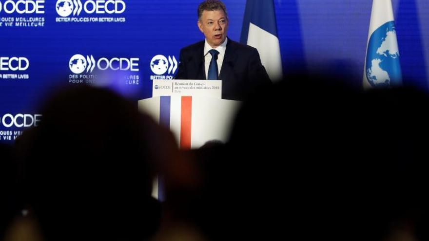 La Corte Constitucional aprueba el ingreso de Colombia a la OCDE