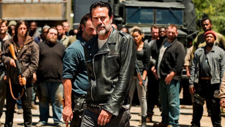 The Walking Dead lanza su primera imagen oficial