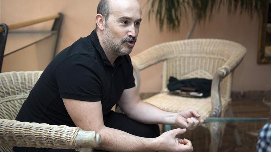 El actor Javier Cámara, Galardón de las Artes de La Rioja 2105