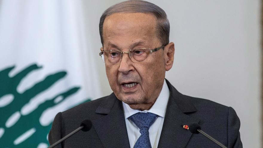 """El presidente libanés dice que es """"imposible"""" recibir a más refugiados sirios"""