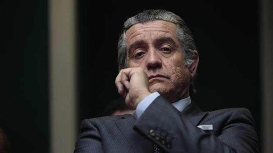 Fotograma de 'B', la película sobre el testimonio de Luis Bárcenas