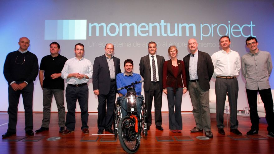 Investment day de Momentum Project