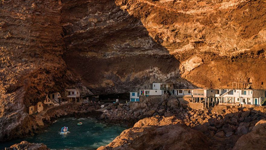El recóndito Tijarafe (La Palma).