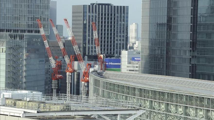 Japón creció a un ritmo anual del 1,9 por ciento entre julio y septiembre