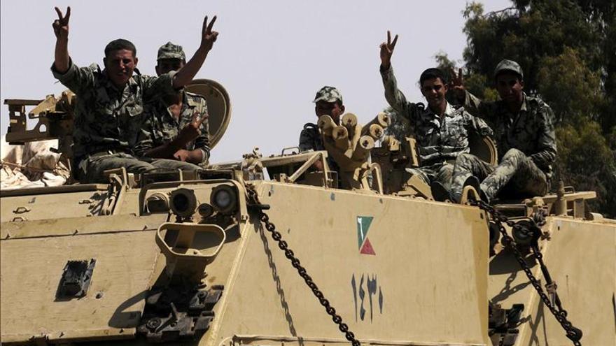 Liberados los 7 miembros de las fuerzas del orden secuestrados en el Sinaí