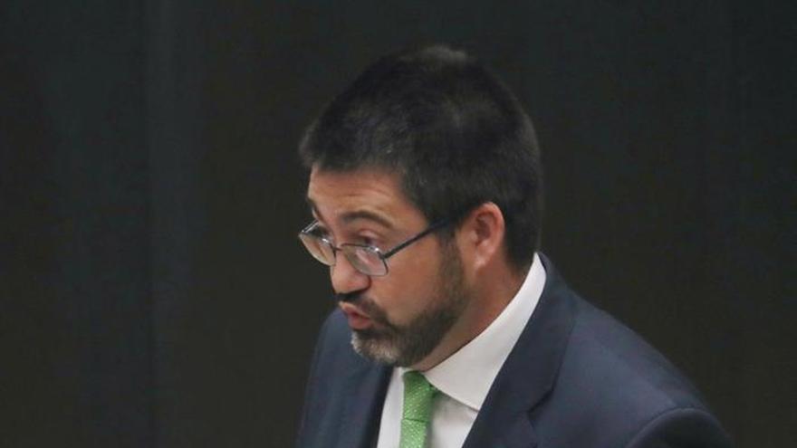 """El concejal Carlos Sánchez Mato, al PP: """"Son ustedes herederos de Franco"""""""