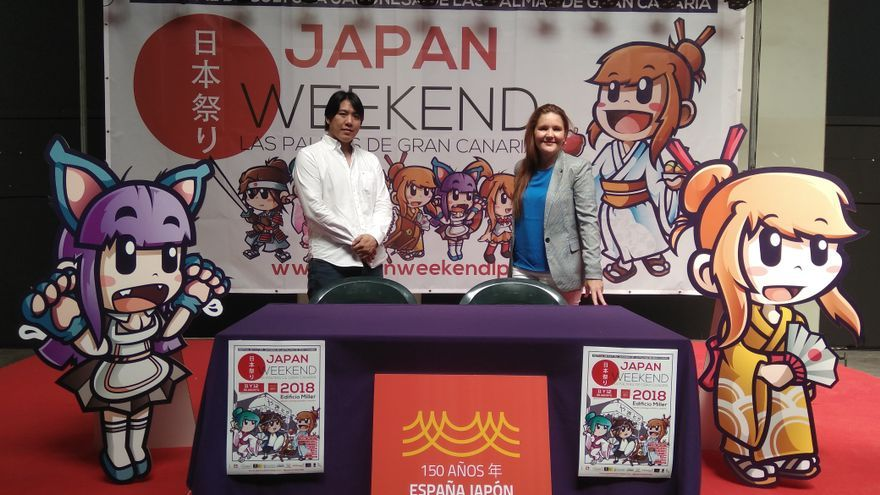 Japan Weekend en la capital grancanaria.