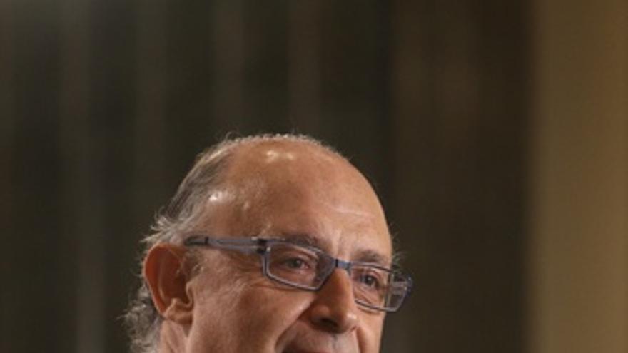 Portavoz Económico Del PP, Critóbal Montoro