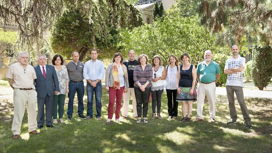Gobierno de Navarra y diez localidades firman convenios para elaborar los planes generales municipales